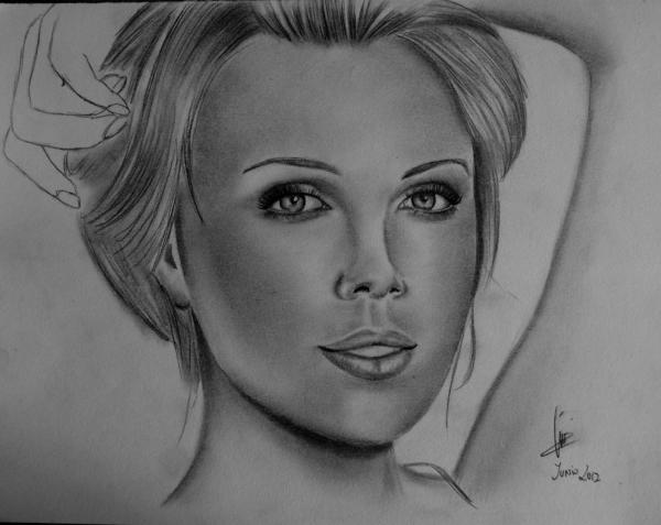 Charlize Theron par LuisBittini